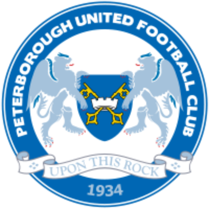 Peterborough United svg