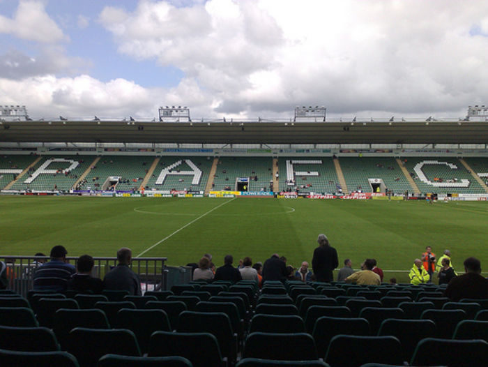 Plymouth Argyle - Home Park