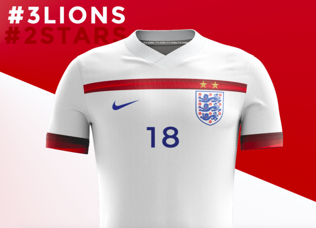 Is this the new England shirt?