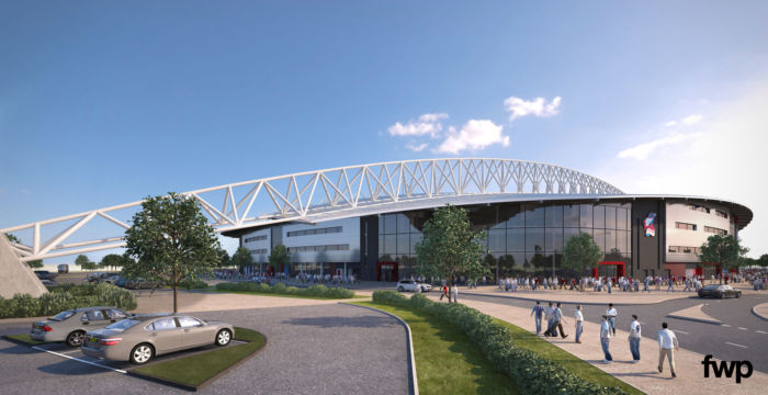 scunthorpe new stadium