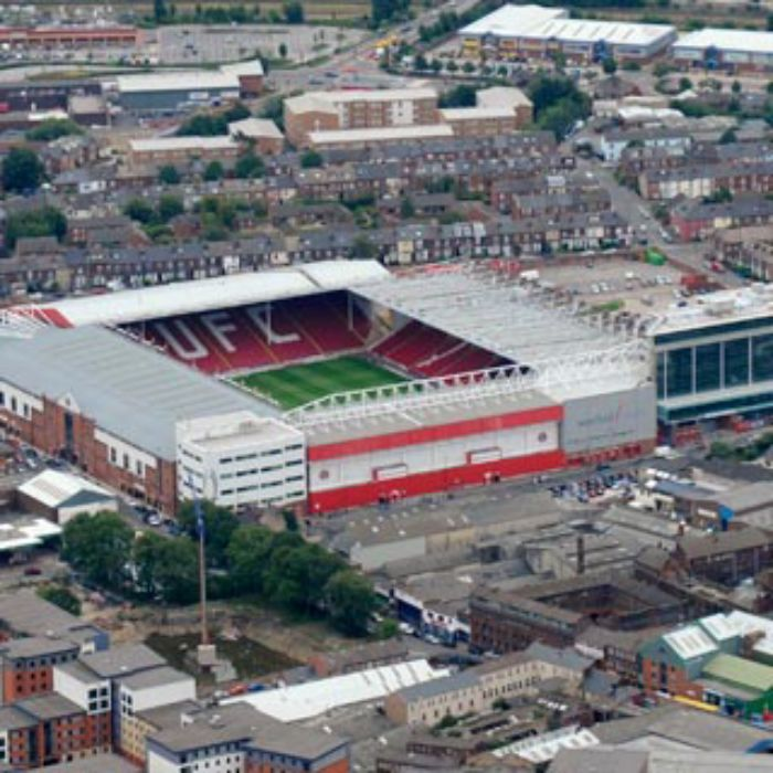 sheff u ground