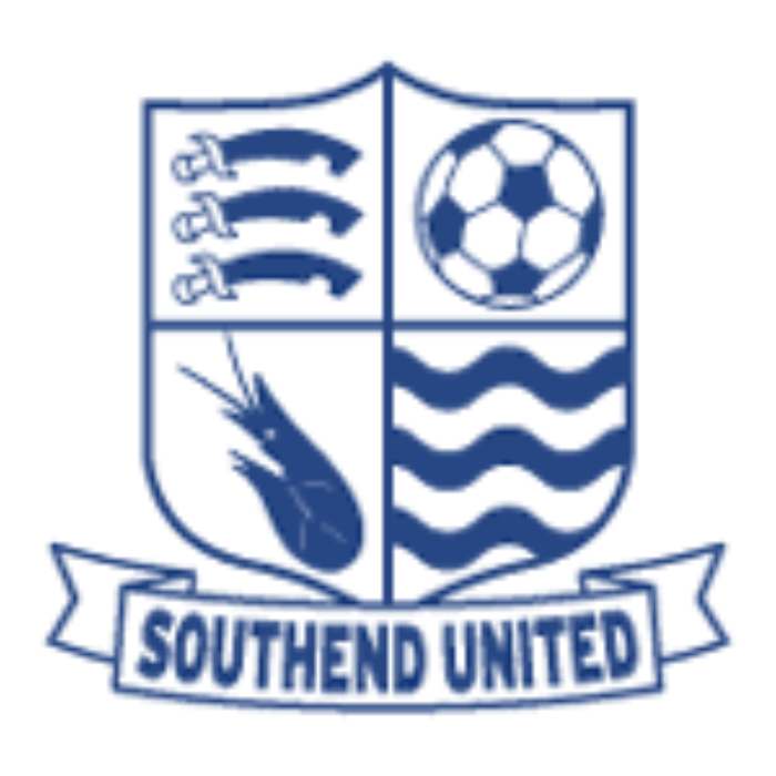 Southend United badge.