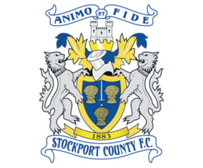 Stockport County crest