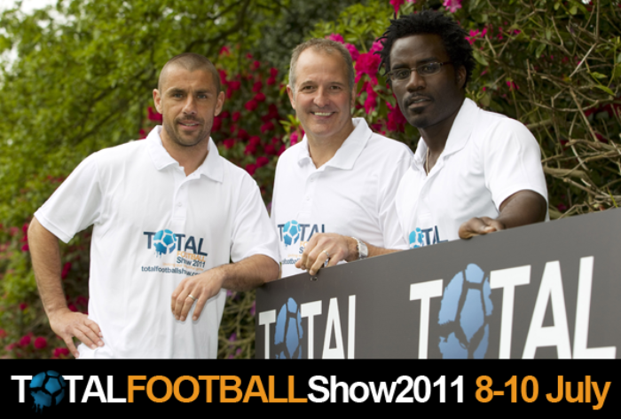 Total Football Show launch