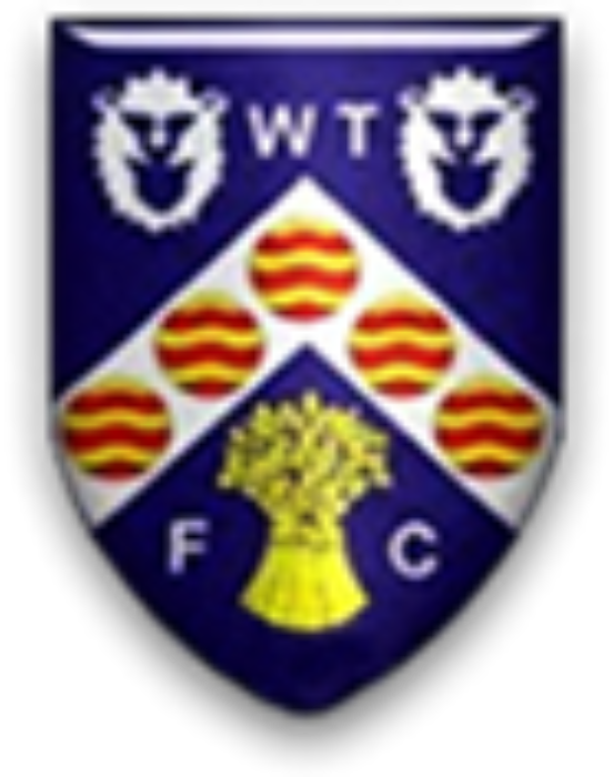 wellingborough town fc logo small