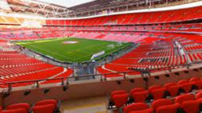 Wembley seats