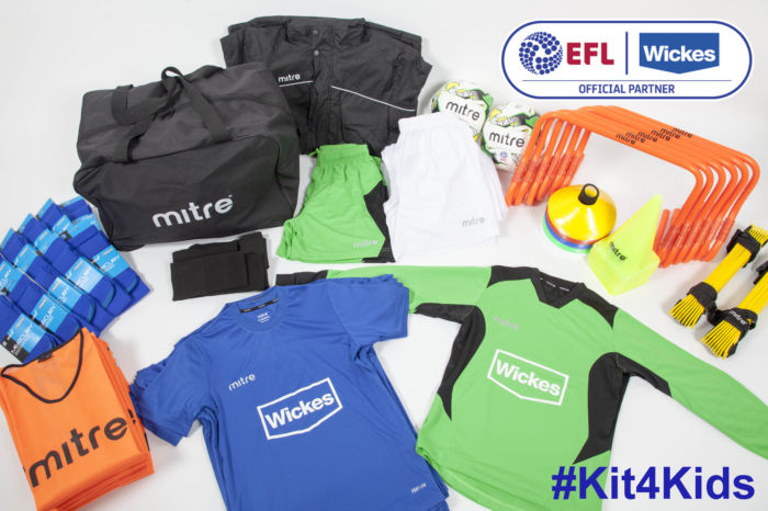 Wickes EFL Kit4Kids