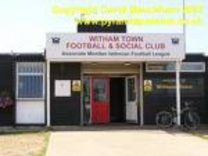 witham towns ground