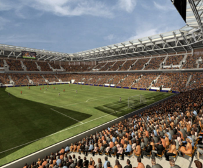 Wolves Molineux redevelopment