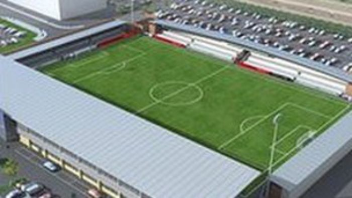 Worcester City FC new stadium