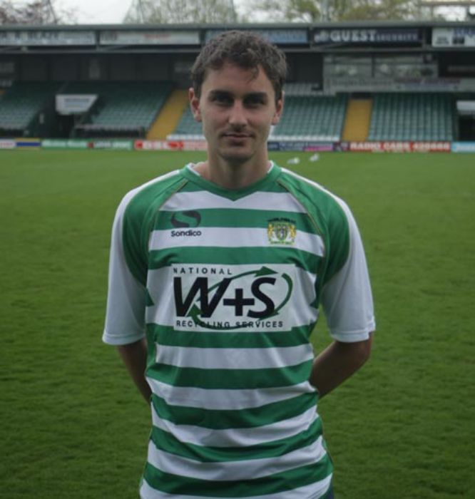 Yeovil Sondico 2013 14 Kit