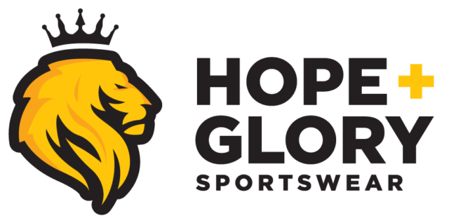 Hope & Glory sportswear announce partnership with Europa Point