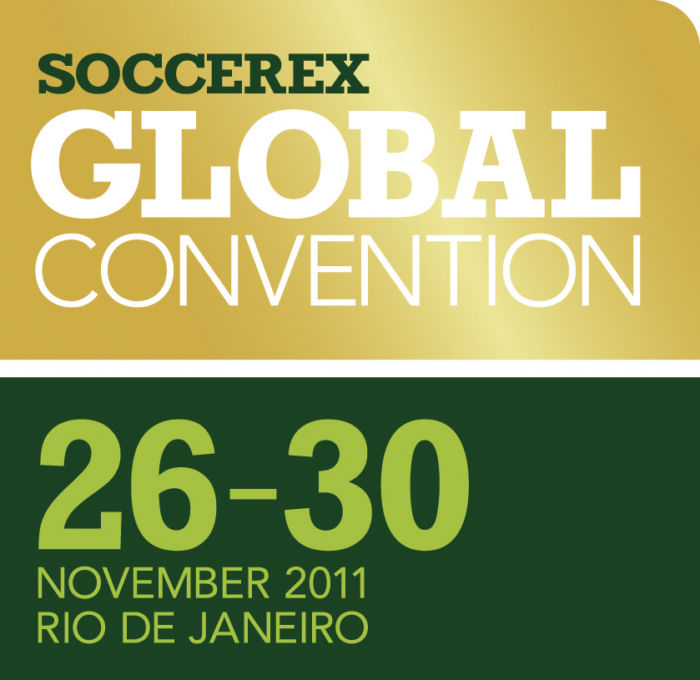 SoccerEx Global Convention 26-30 Nov 2011